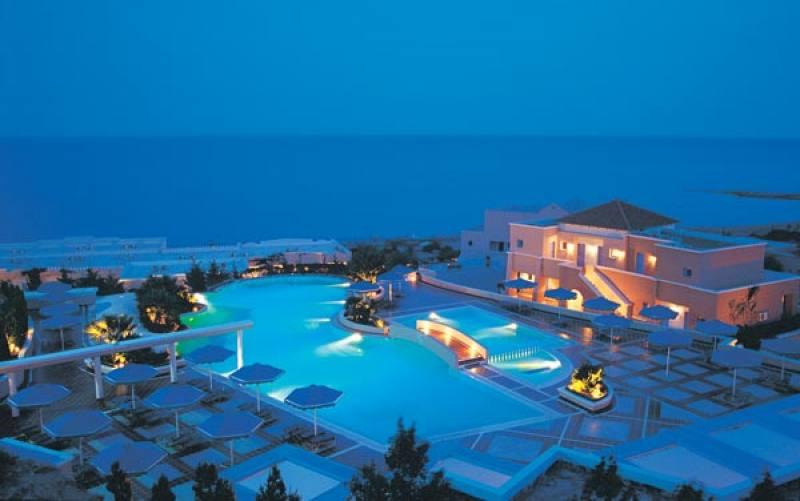 Hotel Mitsis Rodos Village - Kiotari - Rhodos